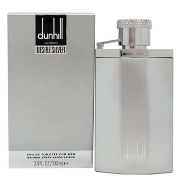 Dunhill Desire Silver EDT For Men (100ml)