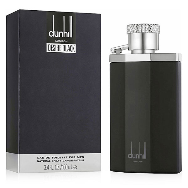 Dunhill Desire Black EDT For Men (100ml)