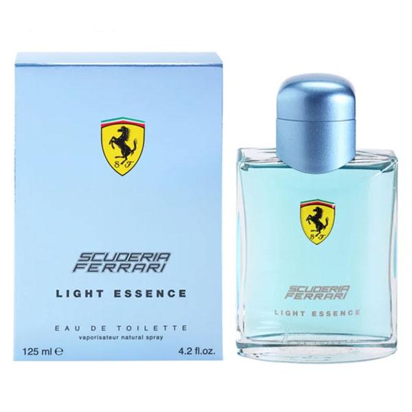 Ferrari Scuderia Light Essence Blue EDT for Men (125ml)