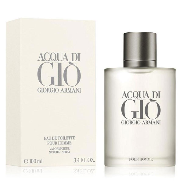Giorgio Armani Acqua Di Gio Pour Homme EDT For Men (100ml)