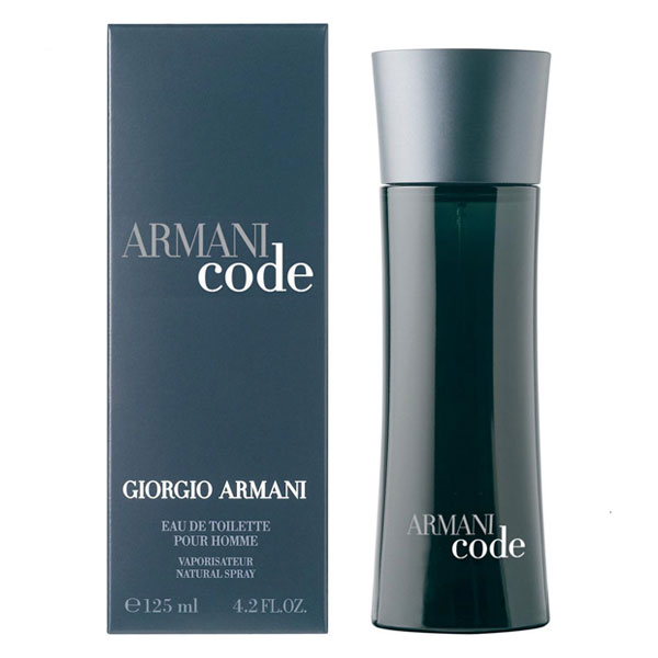 Giorgio Armani Code EDT For Men (125ml)
