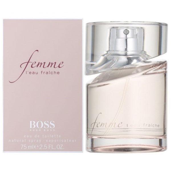 Hugo Boss Femme L' Eau Fraiche EDT For Women (75ml)