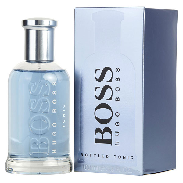 Hugo Boss Bottled Tonic EDT For Men (100ml)