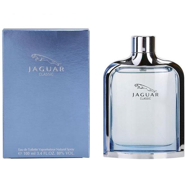 Jaguar Classic Blue EDT For Men (100ml)