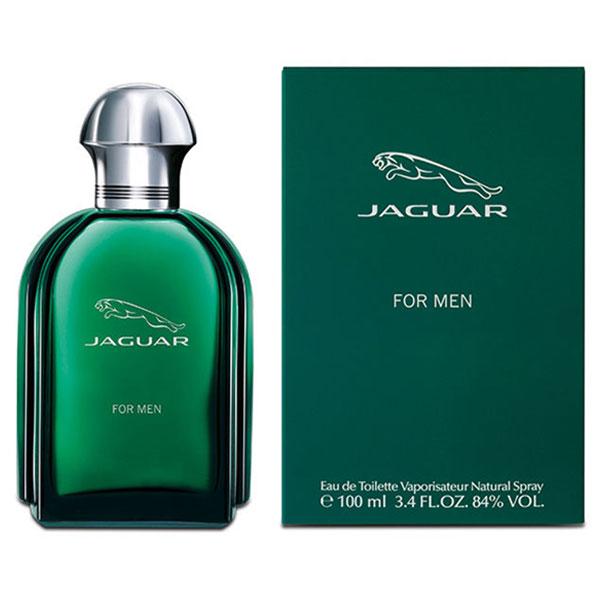 Jaguar Green EDT for Men (100ml)