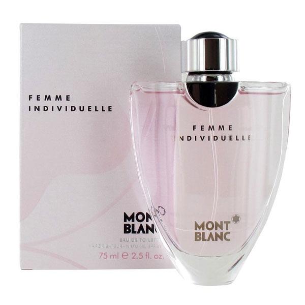 Mont Blanc Femme Individuelle EDT For Women (75ml)