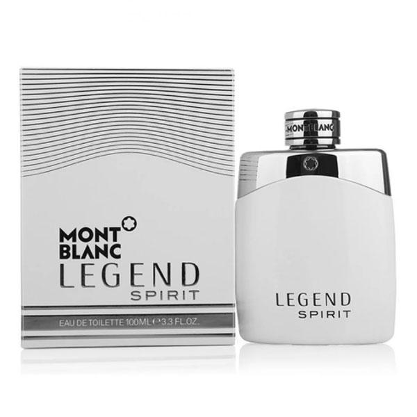 Mont Blanc Legend Spirit EDT For Men (100ml)