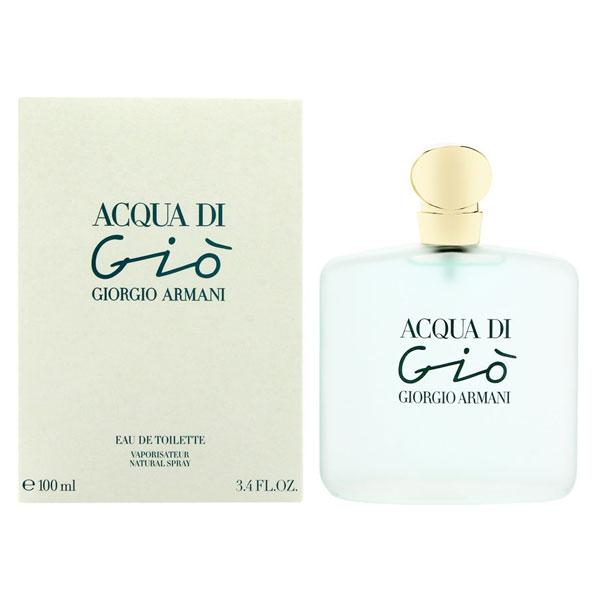 Acqua Di Gio By Giorgio Armani EDT For Women (100ml)