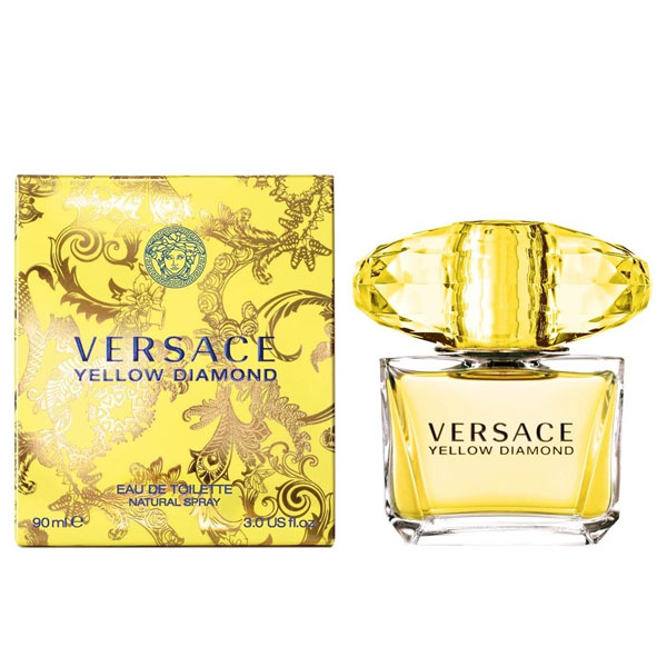 Versace Yellow Diamond EDT For Women (90ml)