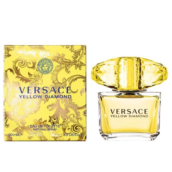 Versace Yellow Diamond EDT For Women (90ml)