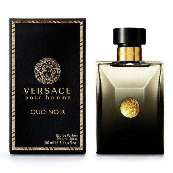 Versace Pour Homme Oud Noir EDP For Men (100ml)