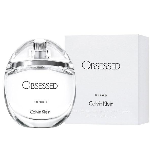 Calvin Klein Obsessed EDP For Women (100ml)