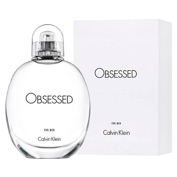 Calvin Klein Obsessed EDT For Men (125ml)