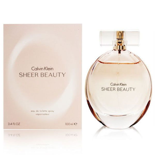 Calvin Klein Sheer Beauty EDT (100ml)