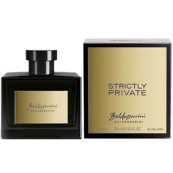 Baldessarini Strictly Private EDT For Men (90ml)