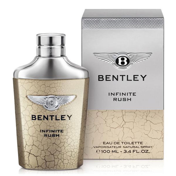 Bentley Infinite Rush EDT For Men (100ml)