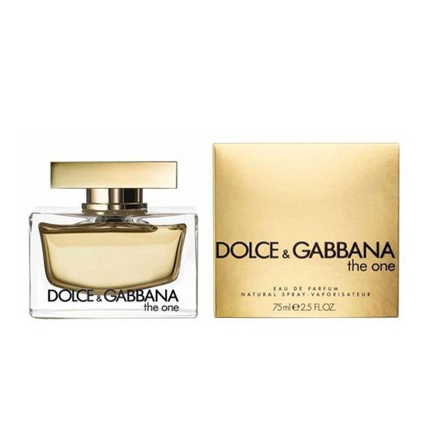 Dolce & Gabbana The One EDP For Women (75ml)
