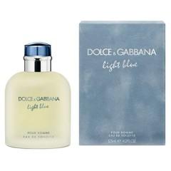 Dolce & Gabbana Light Blue Pour Homme EDT For Men (125ml)