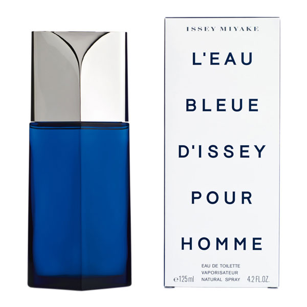 Issey Miyake Bleue D'issey Pour Homme EDT For Men (125ml)