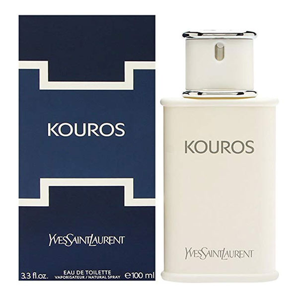 Yves Saint Laurent Kouros EDT For Men (100ml)