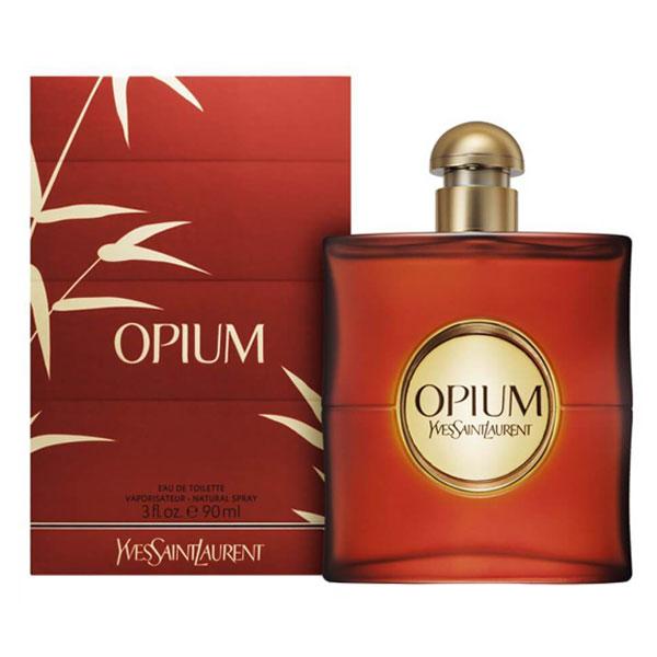 Yves Saint Laurent Opium EDT For Women (90ml)
