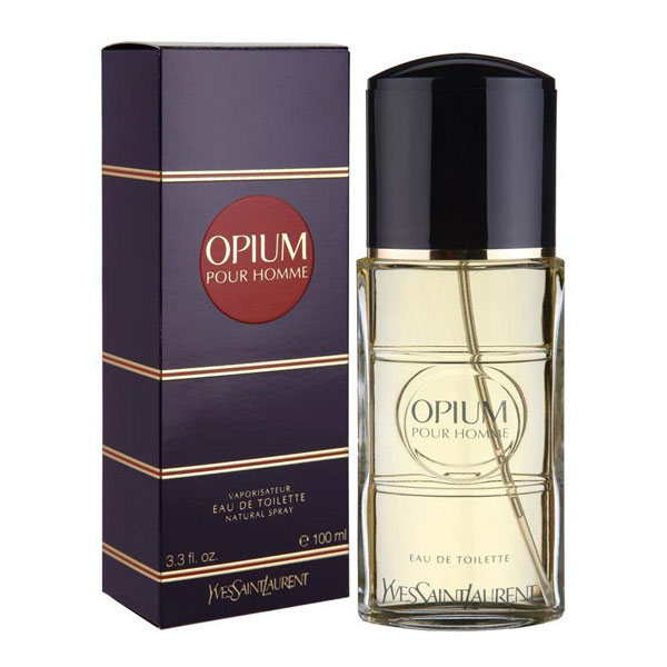 Yves Saint Laurent Opium Pour Homme EDT For Men (100ml)