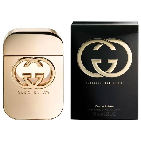 Gucci Guilty EDT For Women (75ml)