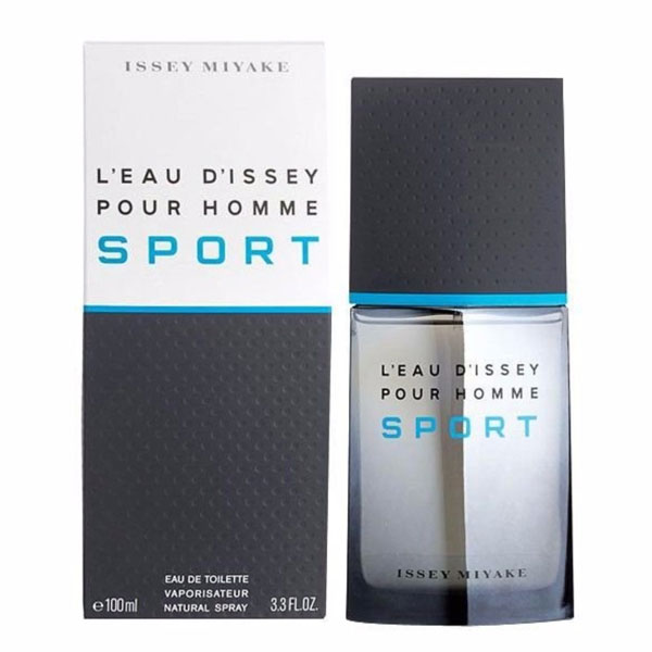 Issey Miyake L'Eau D'Issey Pour Homme Sport EDT For Men (100ml)
