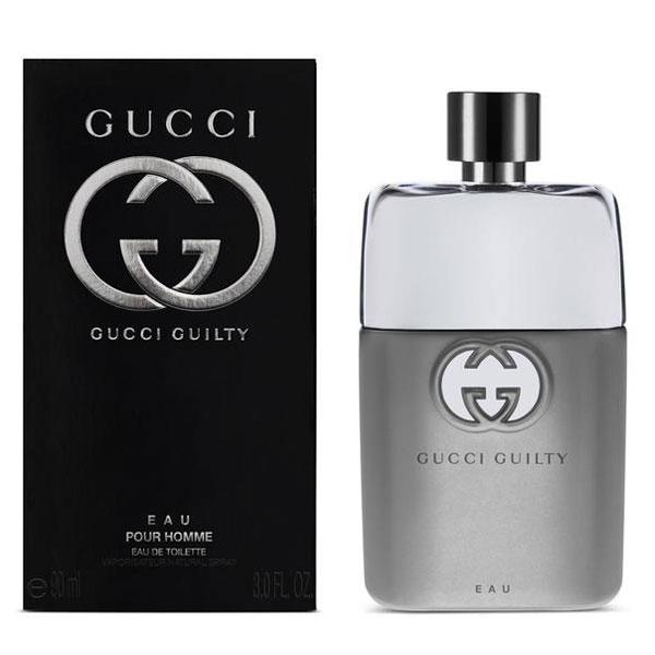 Gucci Guilty Pour Homme EDT For Men (90ml)