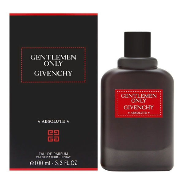 Givenchy Gentlemen Only Absolute EDP For Men (100ml)