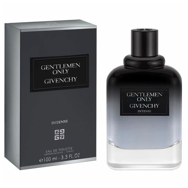 Givenchy Gentlemen Only Intense EDT For Men (100ml)
